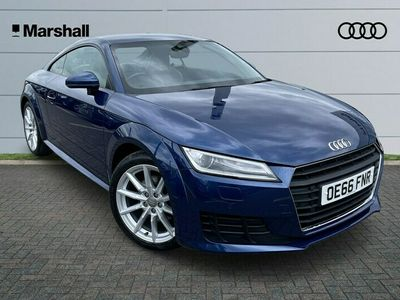 used Audi TT Coupé Coupe Sport 2.0 TFSI 230 PS 6-speed
