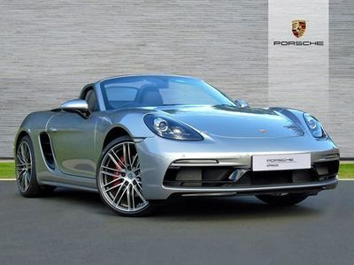 used Porsche Boxster 2.5 S 2dr PDK Convertible 2019