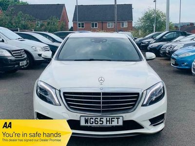 used Mercedes S400 SL CLASS 2015 Mercedes S ClassHYBRID L AMG LINE Saloon 2015