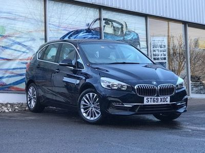 used BMW 220 2 Series I Luxury 5Dr Dct