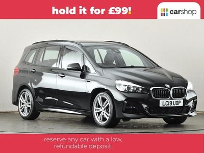 used BMW 216 2 Series d M Sport 5dr Step Auto Leather Seats 1.5