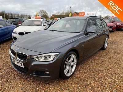 used BMW 330 3 Series 3.0 d M Sport Touring Auto (s/s) 5dr