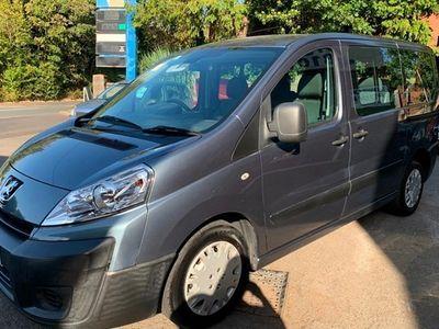 used Peugeot Expert Tepee Estate 2.0 HDi L1 (98bhp) Comfort (6 Seats) 5d