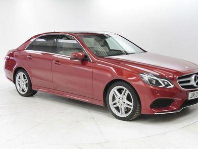 used Mercedes E350 E ClassBluetec Amg Sport 4Dr 7G-Tronic 3.0