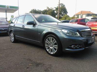used Mercedes C200 C ClassCDI BlueEFFICIENCY Elegance Ed 125 5dr Auto