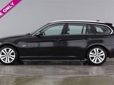 used BMW 318 3 Series 2.0 D EXCLUSIVE EDITION TOURING 5d 141 BHP