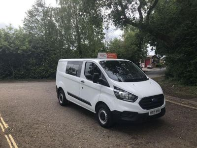 used Ford Custom TransitBase DCIV 6 Seater 2.0 TDCi 105ps