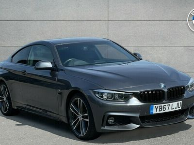 used BMW 430 4 Series d M Sport Coupe