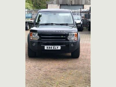 used Land Rover Discovery 3 2.7 TD V6 S 5dr