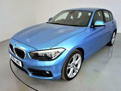 used BMW 120 1 SERIES 2.0 I SPORT 5d 181 BHP hatchback