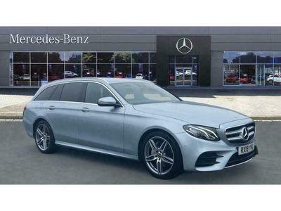 used Mercedes E220 E-ClassAMG Line 5dr 9G-Tronic Diesel Estate