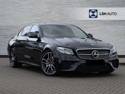used Mercedes E53 AMG E Class Mercedes-AMG4MATIC+ Saloon 3.0 4dr