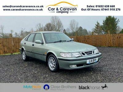 used Saab 9-3 2.0 SE TURBO ECO 5d 154 BHP Stunning Condition Future Classic
