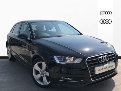 used Audi A3 2.0 TDI Sport 5dr S Tronic