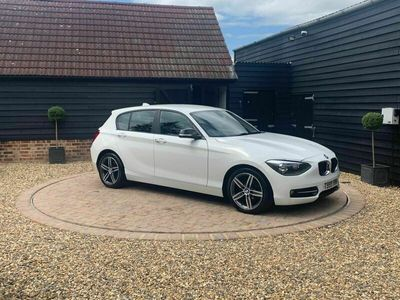 used BMW 116 1 Series 1.6 i Sport 5dr