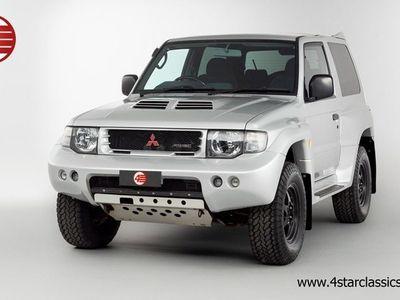 used Mitsubishi Pajero Evolution 3-Door