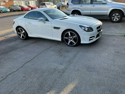 used Mercedes SLK200 SLKBlueEFFICIENCY AMG Sport 2dr Tip Auto