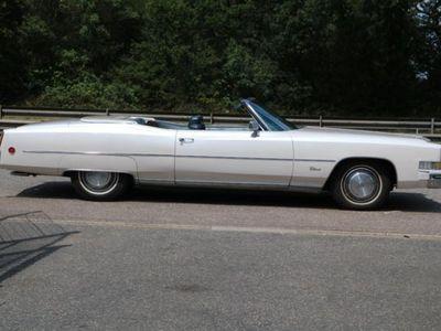used Cadillac Eldorado Convertible 2-Door