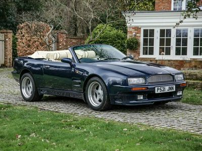 used Aston Martin Virage (P) Auto 2-Door For Auction with Historics auctioneers - See historics.co.uk