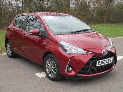 used Toyota Yaris Icon 1.5 Hybrid 5dr