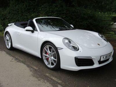 used Porsche 911S 2dr PDK Auto, 2018 (18)