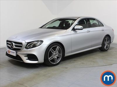 used Mercedes E200 E CLASS 2017 WidnesAMG Line 4dr 9G-Tronic