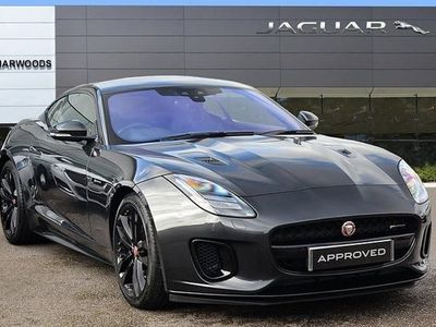 used Jaguar F-Type 3.0 [380] Supercharged V6 R-Dynamic 2Dr Auto Awd