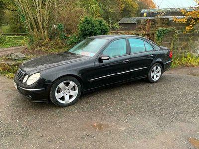 used Mercedes E320 E ClassCDI Avantgarde Tip Auto 4-Door