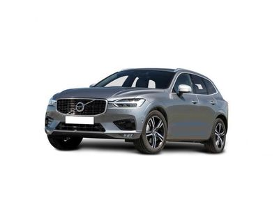 used Volvo XC60 II D4 Inscription Automatic Crossover diesel estate