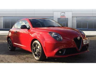 used Alfa Romeo MiTo 1.3 JTDM-2 Speciale 3dr Diesel Hatchback