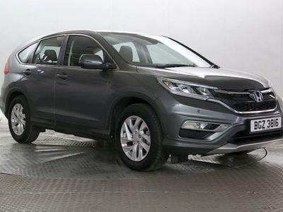 used Honda CR-V 2.0 SE 5dr