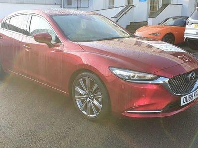 used Mazda 6 2.2D Gt Sport Nav+ 4Dr