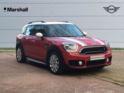 used Mini Cooper S Countryman ALL4
