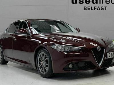 used Alfa Romeo Giulia 2.2 Jtdm-2 180 Super 4Dr Auto