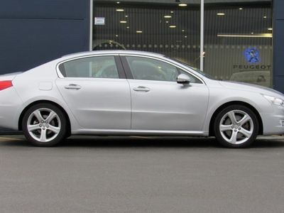 used Peugeot 508 GT HDI AUTO Saloon 2013