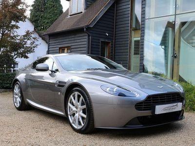 used Aston Martin V8 VANTAGECOUPE - 1 OWNER FULL AM SERVICE HISTORY BIG SPEC JUST SERVICED