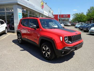 used Jeep Renegade 1.3 Turbo 4xe PHEV 240 Trailhawk 5dr Auto