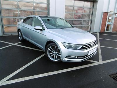 used VW Passat 2.0 Tdi Gt 4Dr [Panoramic Roof]