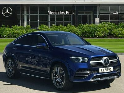 used Mercedes GLE400 Gle Coupe4Matic AMG Line Premium + 5dr 9G-Tronic Estate 2021