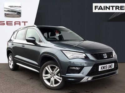used Seat Ateca SUV 2.0TDI (150ps) FR 5-Dr 5dr