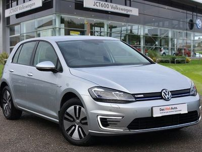 used VW e-Golf 5dr