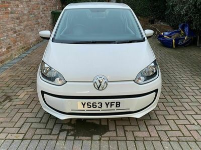 used VW up! UP! 1.0 MoveASG 3dr