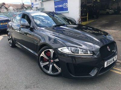used Jaguar XFR-S XF 5.0 V8(s/s) 4dr