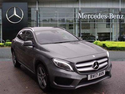 used Mercedes GLA200 GLAAmg Line 5Dr [Premium]