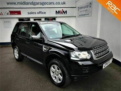 used Land Rover Freelander 2 2.2 SD4 GS 4X4 5dr