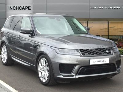 used Land Rover Range Rover Sport 2019 York 3.0 SDV6 HSE Dynamic 5dr Auto [7 Seat]