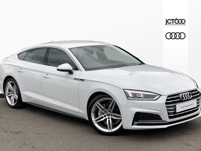 used Audi A5 Sportback A5 Sportback S line 40 TDI 190 PS S tronic diesel