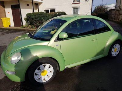 used VW Beetle 1.6 3dr