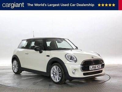 used Mini Cooper Hatch 1.5Chili Pack 3dr