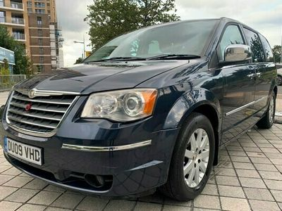 used Chrysler Grand Voyager 2.8 CRD Limited 5dr Auto